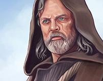 Luke Skywalker - The Last Jedi