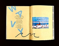 'Ctrl' lyric book/zine