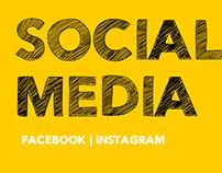 Projeto - Social Media