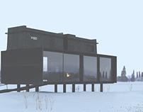 VIPP shelter  [ ARCHVIZ ]