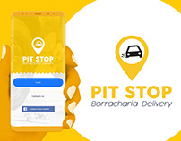 PitStop - mobile app