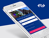 NS International - Booking Tool