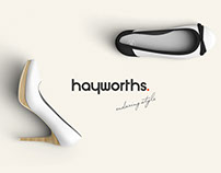 Hayworths Vintage Shoes eCommerce site
