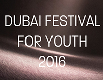 Dubai Festival For Youth 2016