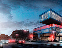 New H Library Amsterdam_Holland