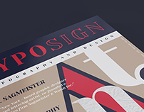 TYPOSIGN Magazine