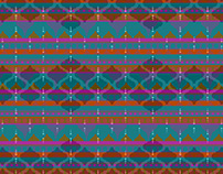 Printed Fabric Design