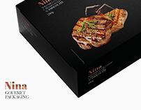 NINA Gourmet Packaging