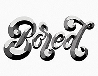Instagram Lettering Collection