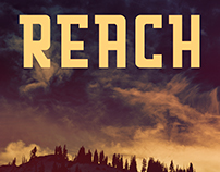 Reach - Free Font Family
