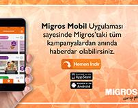 Migros-Migros App Advertising Image