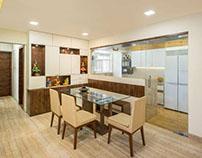 Apartment 2504, parkwood, thane