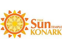 Sun temple Konark Branding