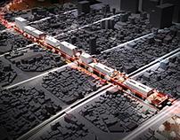 세운상가 활성화를 위한 공공공간 설계 국제공모