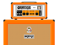 Orange OR50H guitar amp