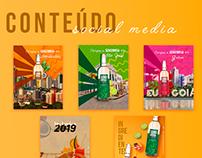 Conteúdo e Social Media | Gengibrisa