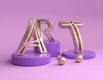 ART - animated visual