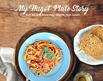 My Hugot Plate Story
