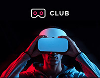 Virtual Reality Club Website