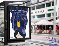 APRILFESTIVAL 2020 - Poster Competition Proposal