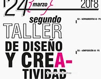 Taller de diseño y creatividad -MaRZo