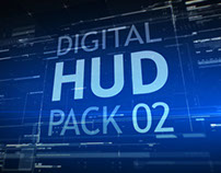 Digital HUD Pack 02