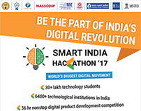 Smart India Hackathon 2017 - Initiative by the Govt.