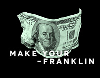 Make your Franklin — Community art project
