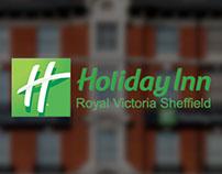 Holiday Inn Sheffield | Web Design & Development