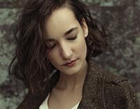 Rose Paré, model