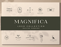 Magnifica - Free Logo Template Pack