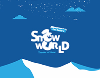 Snow World | Branding