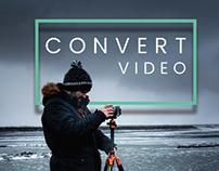 VIDEO CONVERTER APP