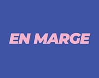En Marge - Event Poster