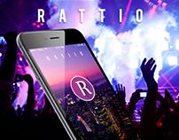 RATTIO iOS App