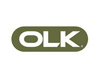 Logotipo OLK - Olympikus