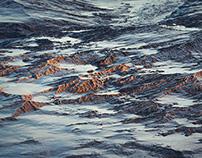 mud landscapes