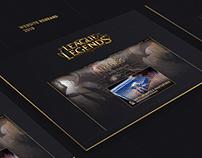 League Of Legends - Rebrand 2019