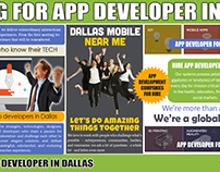Looking For App Developer In Dallas