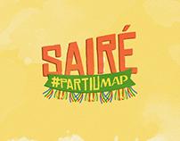 MAP Linhas Aéreas // Campanha Festival de Sairé