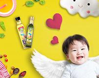 CALOFIC ( Kiddy oil ) Digital Facebook ads