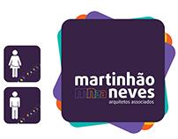 Identidade Visual Martinhão Neves Arquitetos Associados
