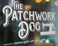 The Patchwork Dog Logo