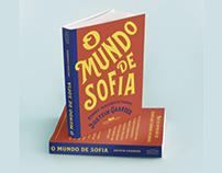 Bookdesign: O Mundo de Sofia
