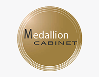 Medallion Cabinet cover