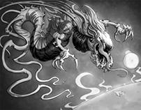 cosmic dragon