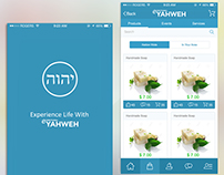 eYahweh - E-Commerce Android App