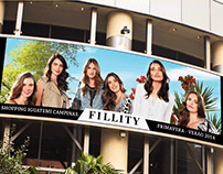 Billboards and Visual Identity - Fillity