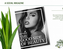 Biotique (good side of beauty) mocks