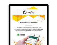 Email Marketing Institucional Laquila